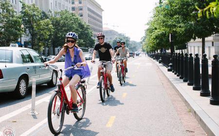 Monuments, Memorials & Arlington Cemetery Bike Tour
