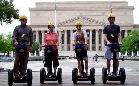 Washington, D.C.: 2.5-Hour Sites by Segway Tour
