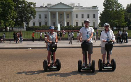 Washington DC: Smithsonian Institution Segway Tour