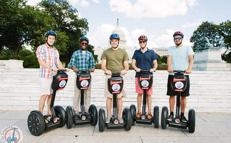 Segway Tour of Washington, D.C. Highlights