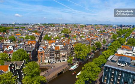 Amsterdam: 2-Hour History of Anne Frank Walking Tour