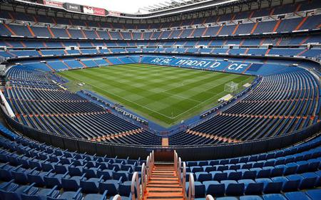 Bernabeu Stadium Tour
