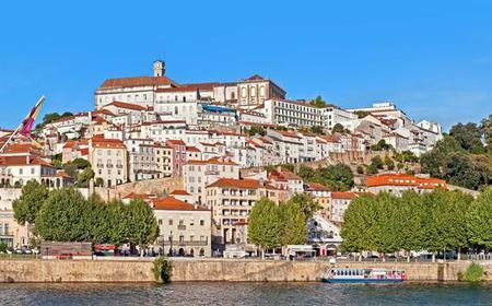 Coimbra: 1-Day Hop-On Hop-Off Bus & Optional Mondego Cruise