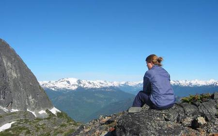 Day Tour Whistler Backcountry Hiking Adventure