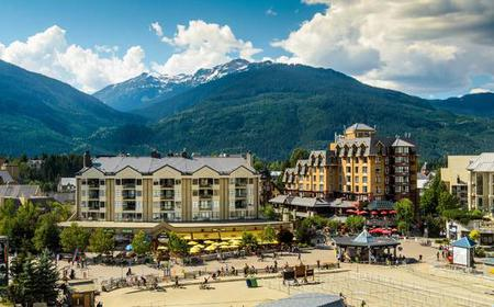 From Vancouver: Full-Day Whistler Mountains Tour