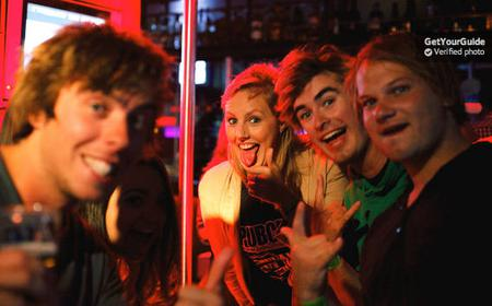 Ultimate Leidseplein Party Pub Crawl