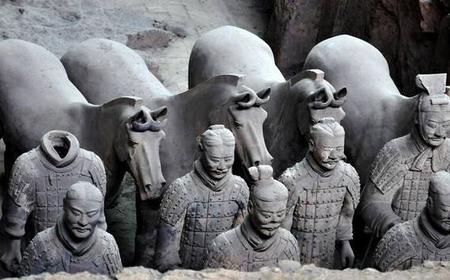Xi'an Terracotta Warriors and Banpo Museum Coach Tour