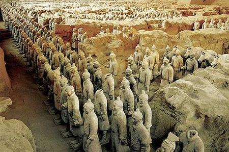 Xi'an: Terracotta Warriors and Banpo Museum Coach Tour