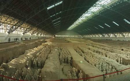 Terracotta Warriors & Qin Shi Huang Mausoleum Bus Tour