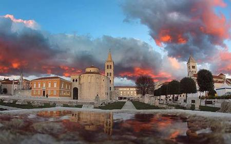 Zadar: 2-Hour Walking Tour From Roman Times till Now
