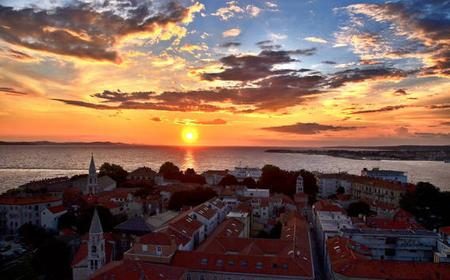 2-Hour Sunset Walking Tour of Zadar