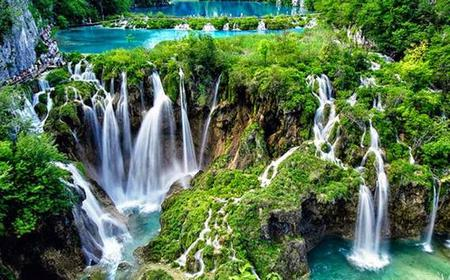Plitvice Lakes Guided Day trip