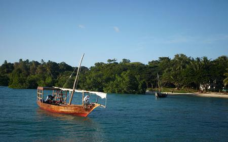 Zanzibar: Sunset Dinner Cruise at Mbweni Ruins