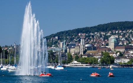 Zurich and the Lindt Chocolate Shop: Tour & Lake Cruise