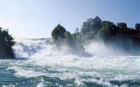 Rhine Falls and Best of Zurich City Full-Day Tour