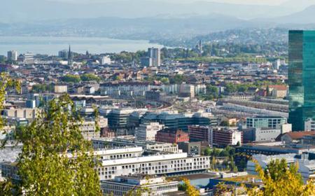 Rhine Falls & Zürich Tour with Lindt Chocolate Shop