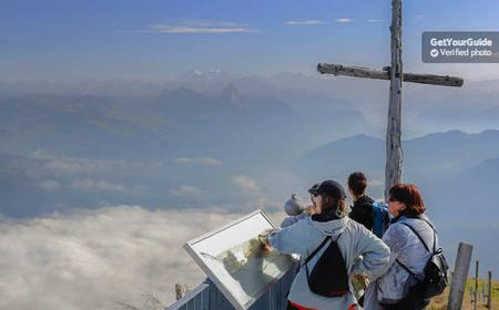 Queen of the Mountains: Day Trip to Rigi and Lucerne
