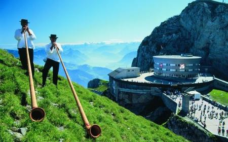 Lucerne & Mount Pilatus Day Tour from Zurich or Lucerne