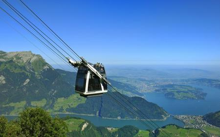From Zurich: Full-Day Mount Stanserhorn Discovery Tour