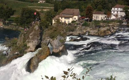 Private Day Tour from Zurich - Farm & Waterfall Visit