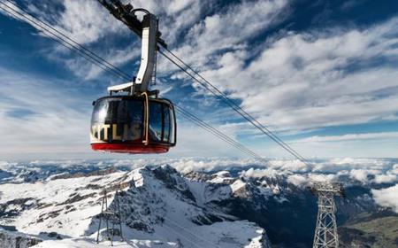 2 Days Central Switzerland Mt. Pilatus & Mt. Titlis