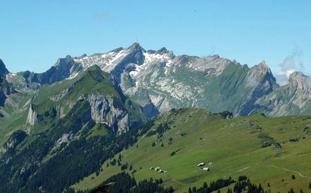 2-2 Days Guided Hiking in Eastern Switzerland