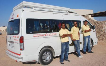 Hassle Free Sharm el Sheikh Airport Transfers
