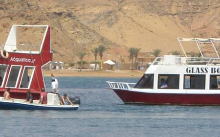 Daytrip glass bottom boat from Sharm el Sheikh