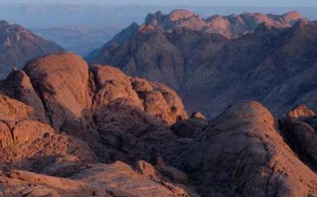 Mount Sinai and St. Catherine Monastery: Sharm El Sheikh