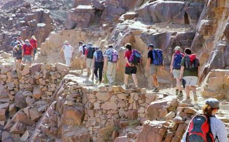 Day tour to Mount Moses & Monastery St. Catherine from…