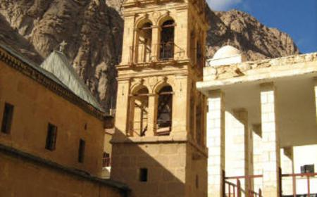 Monastery of St. Catherine Bus Tour from Sharm-el-Sheikh