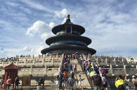 Small Group Tour: Temple of Heaven Forbidden City Tour by Public Transportation