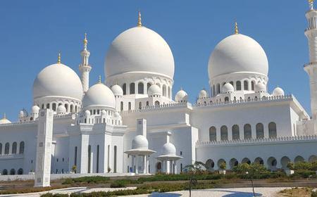 Abu Dhabi: Individual Morning City Tour