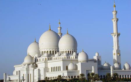 Abu Dhabi: Private City Tour with Guide