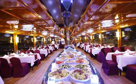 Abu Dhabi: 5-Star Dhow Cruise Dinner