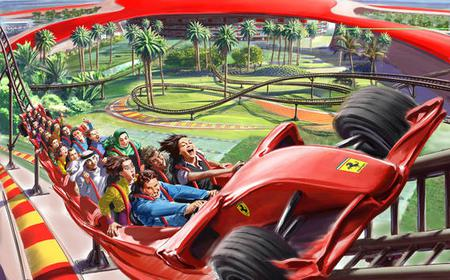 Ferrari World Bronze Tickets with Transfers from Dubai