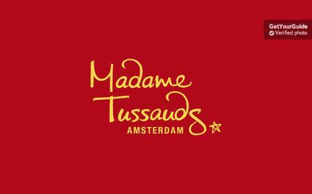 Madame Tussauds Amsterdam Tickets: VIP Fast Track