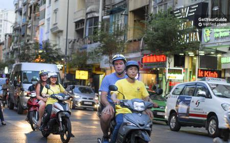 Saigon Nighttime Food Tour By Motorbike