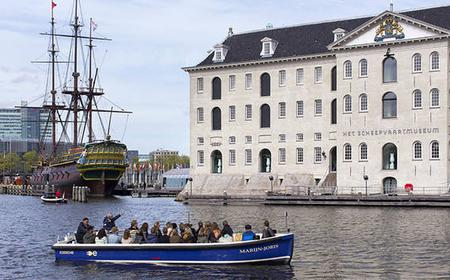 Secret Amsterdam 75-Minute Cruise and Maritime Museum