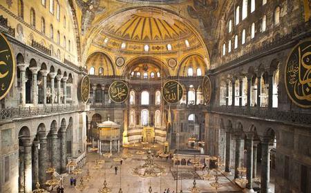 Skip the Line: Hagia Sophia Guided Tour