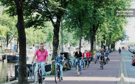 3-Hour Guided Bike Tour of Historical Amsterdam