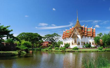 Ayutthaya City Tour and Chao Phraya River Cruise From Bangkok