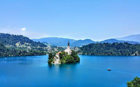 From Koper: Day Trip to Lake Bled + Ljubljana