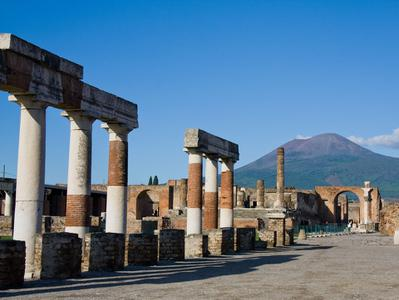 Skip the Line Pompeii Tour from Sorrento by Train