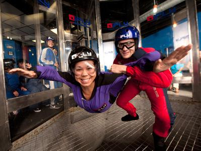 iFLY Orlando Indoor Skydiving Experience