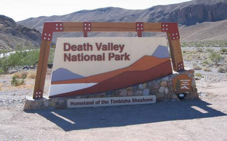 Las Vegas: German-speaking tour Death Valley