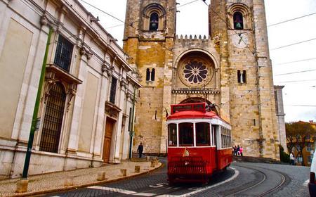 Lisbon: Half-Day Free Tram & City Walking Tour