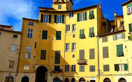 Bus transfer from Livorno (Port Exit) to Pisa Tower & Lucca