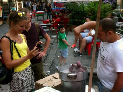 Palermo Street Food and Old Town Walking Tour