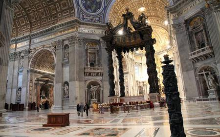 Rome in a Nutshell including the Vatican & Colosseum – Private Shore Excursion